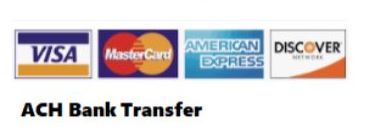 Accpted Payment Methods