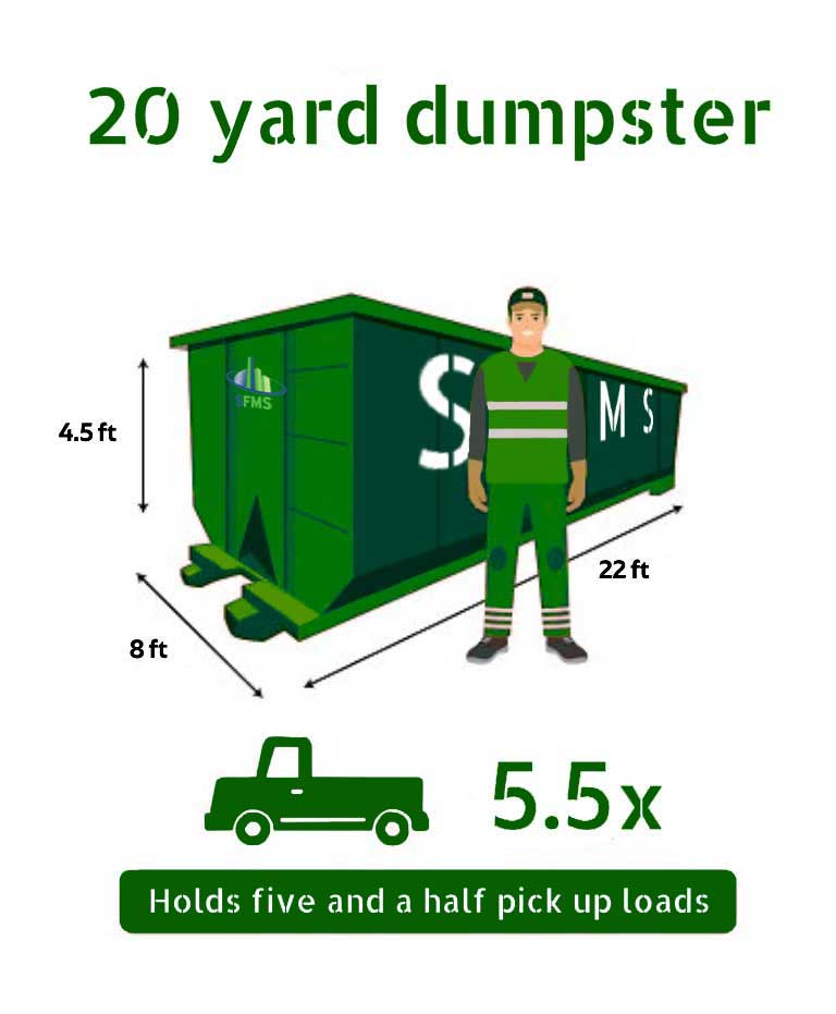 SFMS-20yd-Dumpster